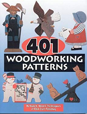 401 Woodworking Patterns 9781932470130