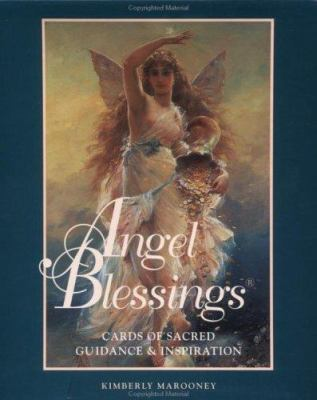 Angel Blessings: Cards of Sacred Guidance & Inspiration 9781931412551