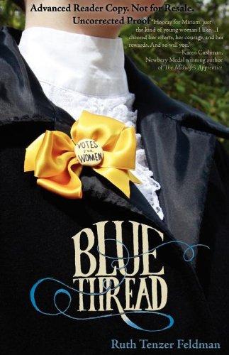 Blue Thread 9781932010411