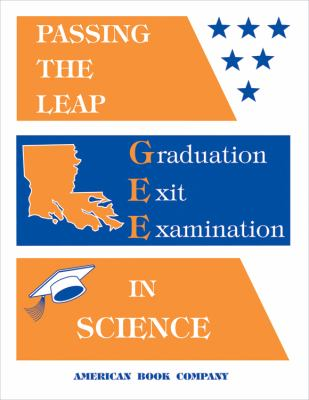 Passing the LEAP Graduation Exit Exam in Science 9781932410211