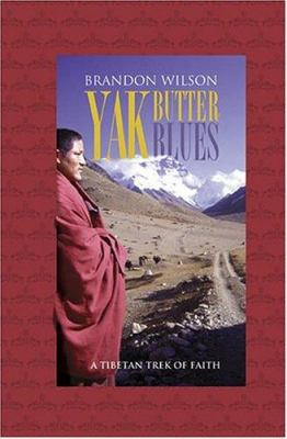 Yak Butter Blues 9781933037233
