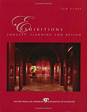 Exhibitions: Concept, Planning and Design 9781933253695