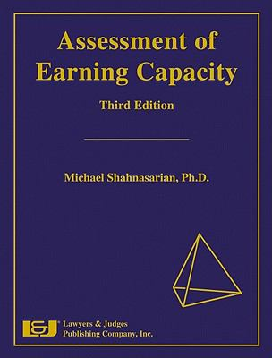 Assessment of Earning Capacity 9781933264974