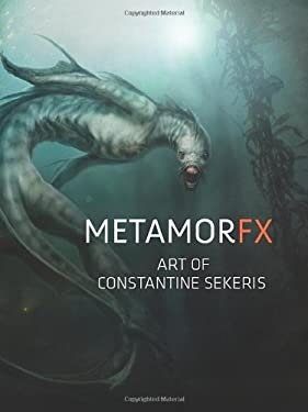 MetamorFX: Art of Constantine Sekeris