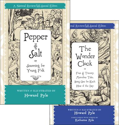 Pepper and Salt & the Wonder Clock 9781933859149