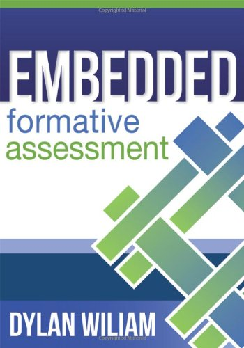 Embedded Formative Assessment 9781934009307