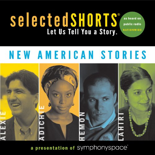 Selected Shorts: New American Stories 9781934033159