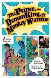 The Prince, the Demon King, and the Monkey Warrior 12666470