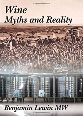 Wine Myths and Reality 9781934259511