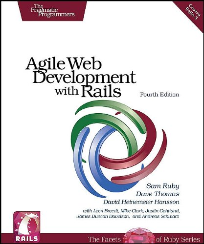 Agile Web Development with Rails 9781934356548