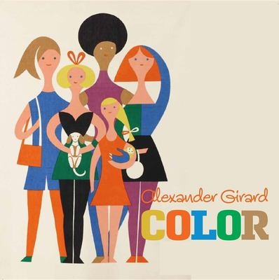 Alexander Girard Color 9781934429778