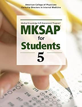 MKSAP for Students 5 9781934465547