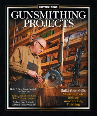 Gunsmithing Projects 9781934622544