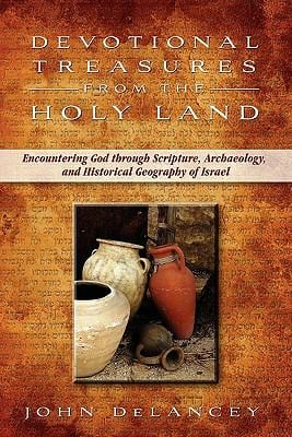 Devotional Treasures from the Holy Land 9781934749951