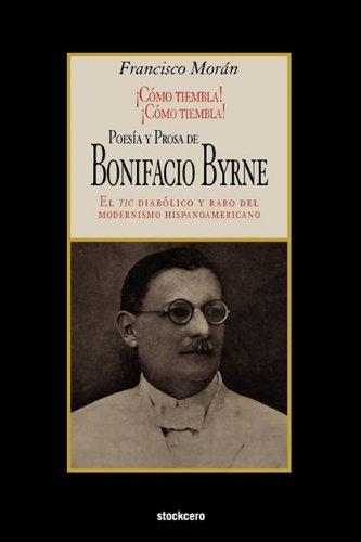 Poes A Y Prosa de Bonifacio Byrne 9781934768419