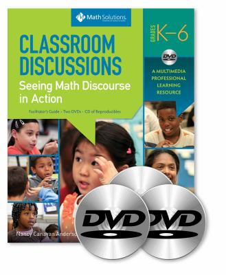 Classroom Discussions: Seeing Math Discourse in Action (a Multimedia Professional Learning Resource) 9781935099123