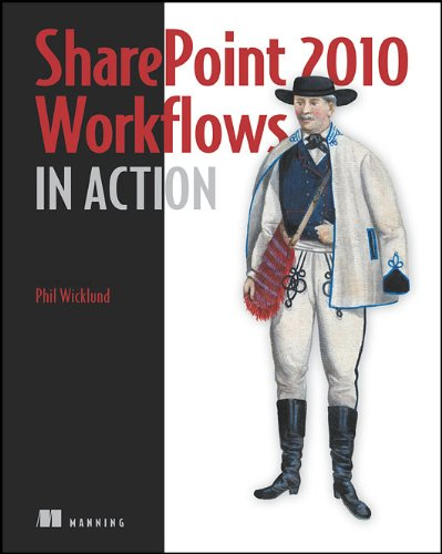 Sharepoint 2010 Workflows in Action 9781935182719