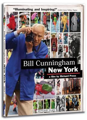 Bill Cunningham New York: A Film by Richard Press 9781935202400