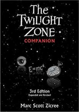 The Twilight Zone Companion, 3rd Edition