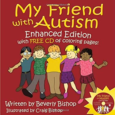 My Friend with Autism [With CDROM] 9781935274186