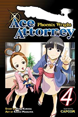 Phoenix Wright: Ace Attorney, Volume 4 9781935429722
