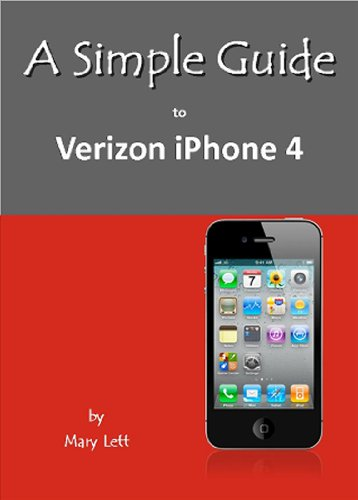 A Simple Guide to Verizon iPhone 4 9781935462453