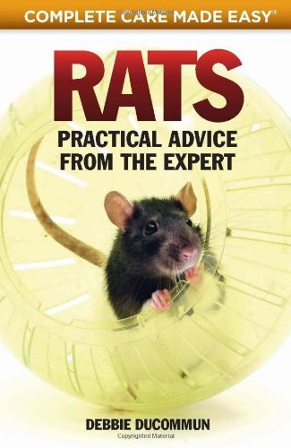 Rats: Practical, Accurate Advice from the Expert 9781935484646