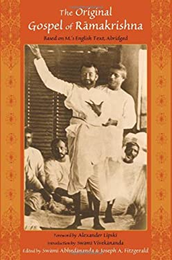 The Original Gospel of Ramakrishna: Based on M's English Text, Abridged 9781935493976