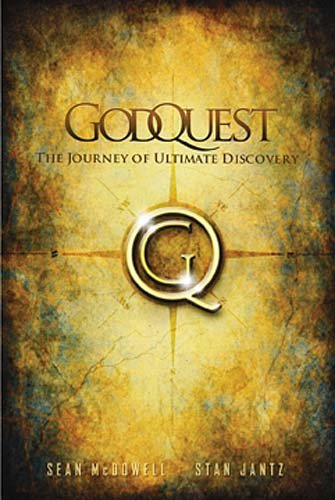 GodQuest: Discover the God Your Heart Is Searching for: six signposts for your spiritual journey 9781935541295