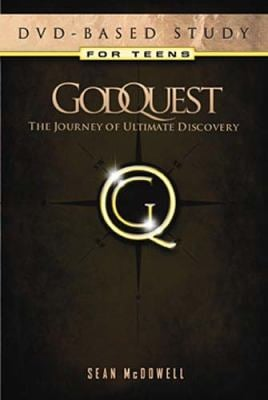 Godquest DVD-Based Study for Teens: Discover the God Your Heart Is Searching for 9781935541318