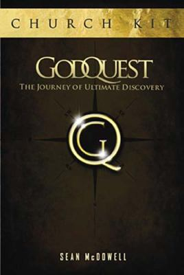 Godquest Church Kit: Discover the God Your Heart Is Searching for 9781935541363