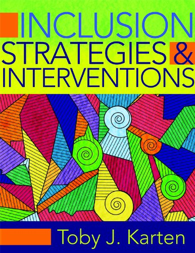 Inclusion Strategies & Interventions 9781935543237