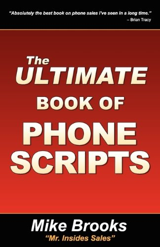 The Ultimate Book of Phone Scripts 9781935602057