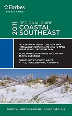Forbes Travel Guide: Coastal Southeast 9781936010837