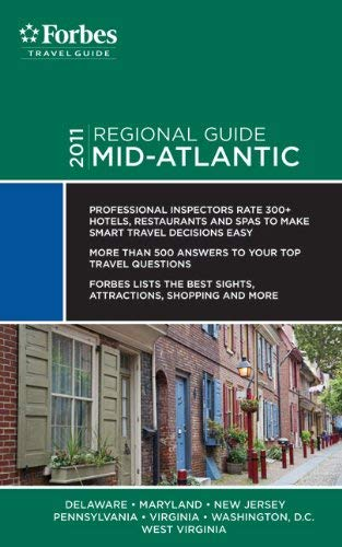 Forbes Travel Guide: Mid-Atlantic - Forbes Travel Guide