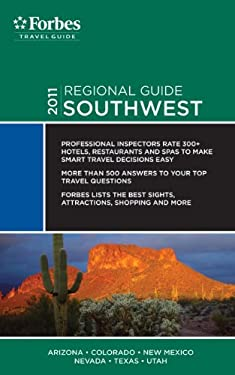 Forbes Travel Guide 2011 Southwest - Travel Guide, Forbes