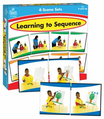 Learning to Sequence 4-Scene: 4 Scene Set 9781936022892