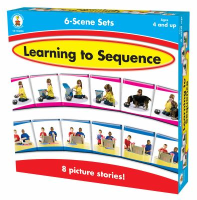 Learning to Sequence 6-Scene: 6 Scene Set 9781936022908