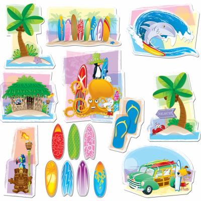Surfing Bulletin Board Set 9781936023035