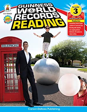 Guinness World Records Reading, Grade 3