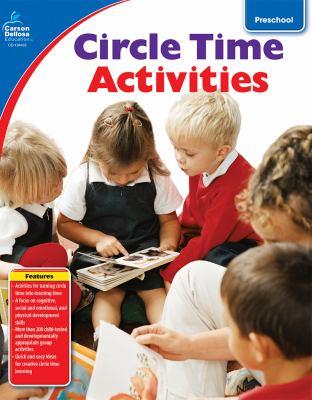 Circle Time Activities 9781936024834