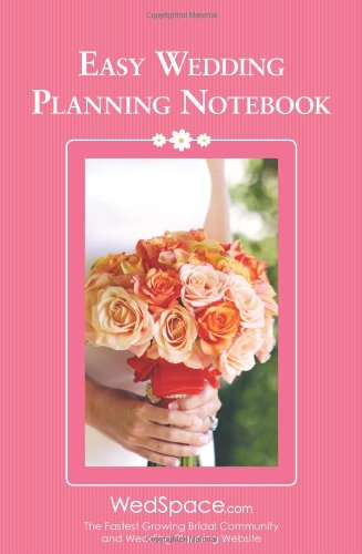 Easy Wedding Planning Notebook 9781936061136