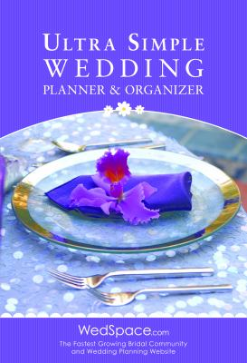 Ultra-Simple Wedding Planner & Organizer 9781936061167