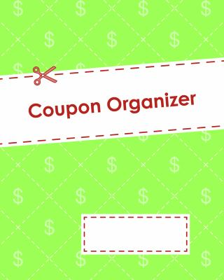 The Ultra Simple Coupon Organizer 9781936061587
