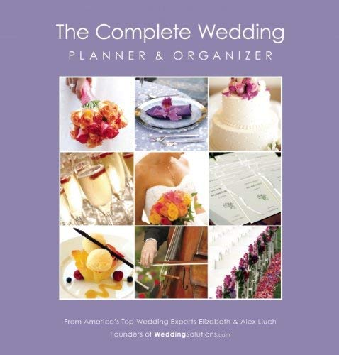 The Complete Wedding Planner & Organizer [With Tote Bag] 9781936061754
