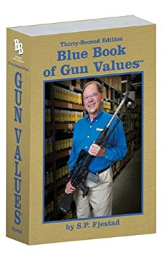 Blue Book of Gun Values 9781936120086