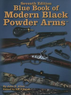 Blue Book of Modern Black Powder Arms 9781936120123