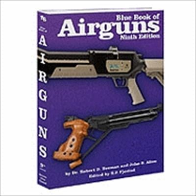 Blue Book of Airguns 9781936120130