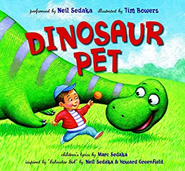 Dinosaur Pet [With CD (Audio)] 9781936140367