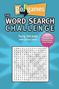 Go!games the Word Search Challenge: 188 Entertain Your Brain Puzzles 9781936140589